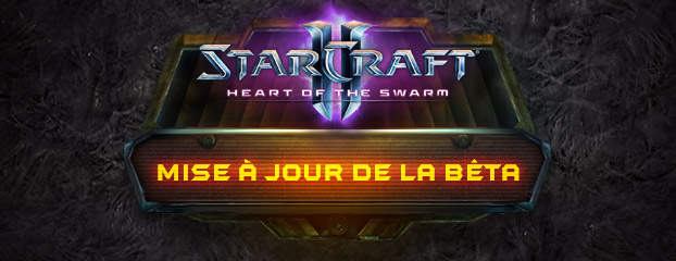 Notes de la mise à jour 2.0.1 de la bêta de Heart of the Swarm