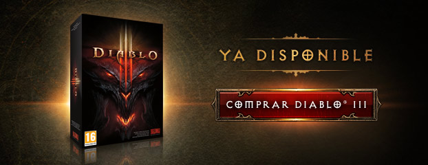 ¡Diablo III ya disponible! - Regresa el Mal