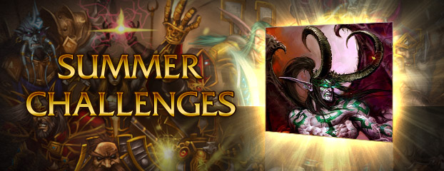 Summer Challenge: Black Temple