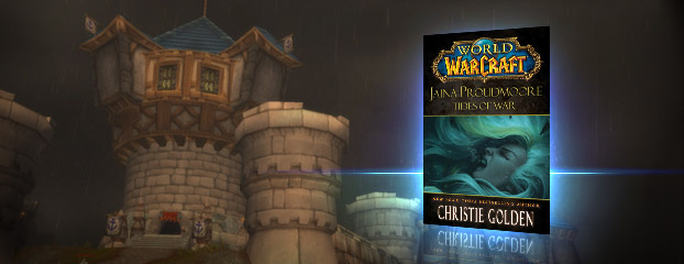Announcing World of Warcraft: Tides of War by Christie Golden