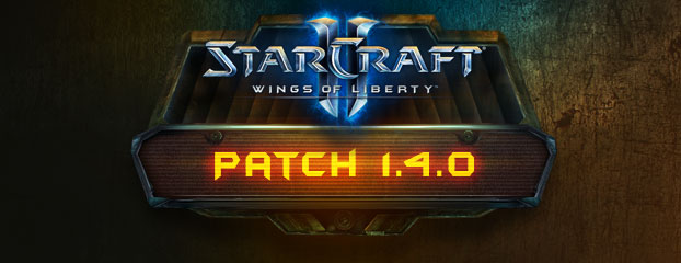 StarCraft II: Wings of Liberty Patch 1.4 is coming