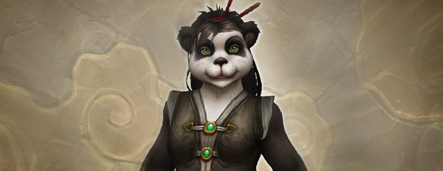 Female Pandaren Revealed
