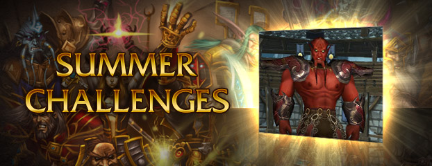 Summer Challenge - Trial of the Crusader