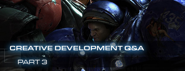 StarCraft II Creative Development Q&A - Part 3