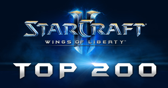 StarCraft II: Top 200 07/12