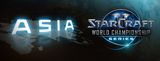 StarCraft II World Championship Series: Nationals - Azja