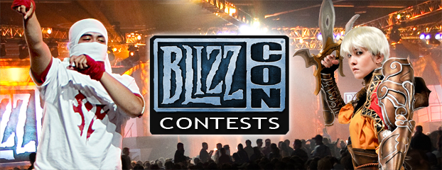 The BlizzCon Costume Contest Returns