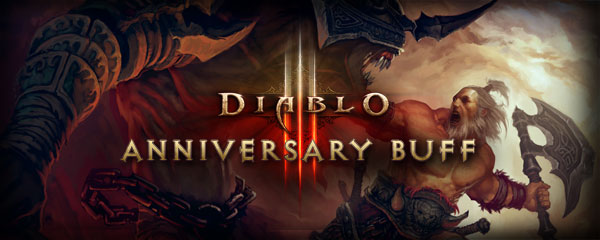 Less Cake, More Demons: Happy Anniversary, Diablo III!
