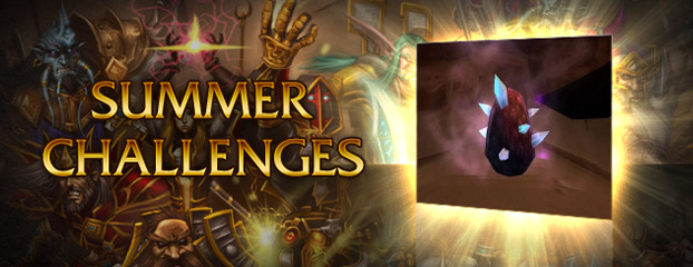 WoW Summer Challenge: Outland Mount Roundup