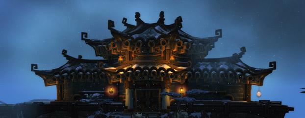 A Night in Mists of Pandaria