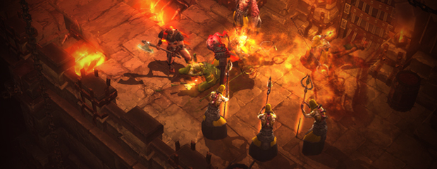 Diablo III Beta-Key Sweepstakes