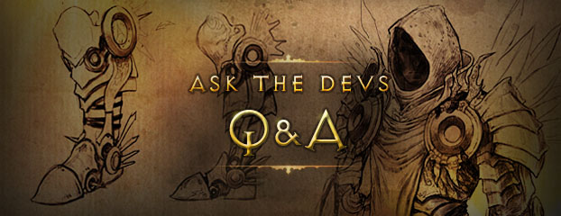 """Ask the Devs"" Round 2 Answers Now Up (08/04)"