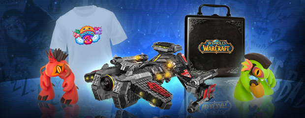 BlizzCon 2011 Store Post-Show Sale Begins November 11