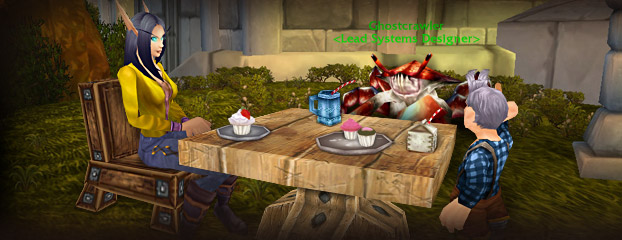Coffee With the Devs — Mists of Pandaria Stat Changes