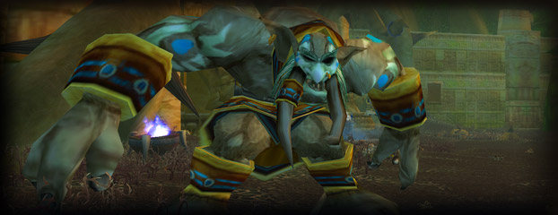 Patch 4.1 Content Preview: Rise of the Zandalari