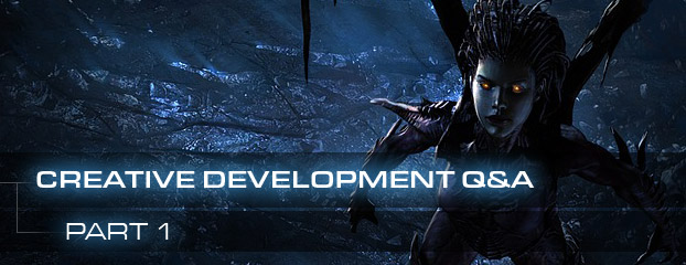 StarCraft II Creative Development Q&A - Part 1