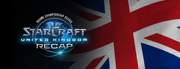 WCS - Three Players to represent the United Kingdom at the Europe Finals