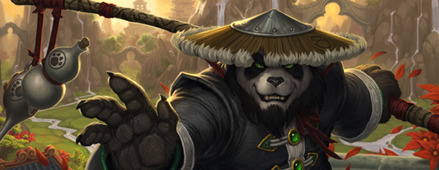 Blizzard Insider #42 – Meet the Pandaren Monk