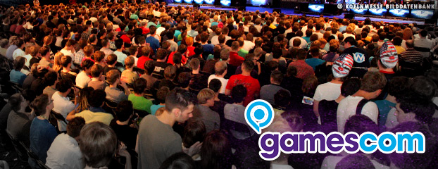 gamescom 2012 Has Started!