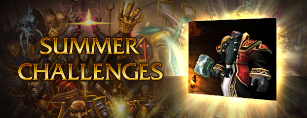 WoW Summer Challenge - Blackrock Mountain