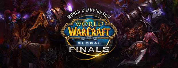 World of Warcraft на мировом чемпионате Battle.net World Championship