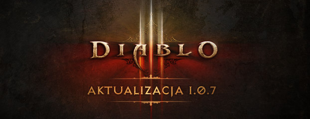 Patch 1.0.7 do Diablo 3