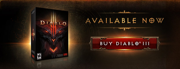 Diablo III Now Live—Evil is Back