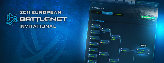 2011 European Battle.net Invitational: Day Two Round-Up