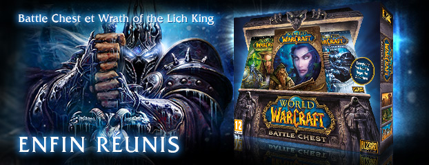 Wrath of the Lich King est désormais inclus dans le Battle Chest !