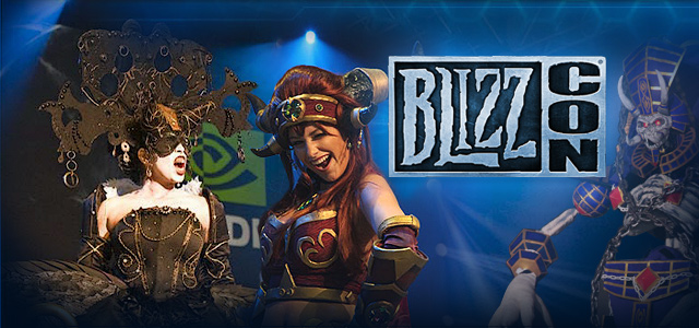 BlizzCon 2011 Contest Winners