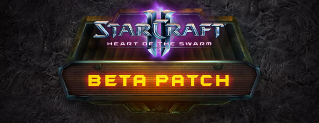 StarCraft II: Heart of the Swarm Beta Patch 2.0.3