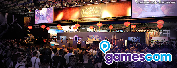 Rückblick: Blizzard Entertainment auf der gamescom 2012