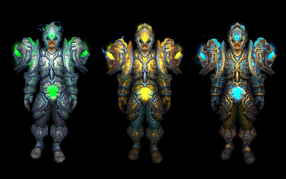 Tier 15 Armor Set Preview